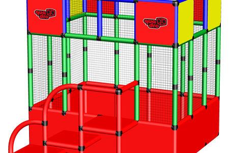 miniCube Ball Cage Cubes | QUADRO MDB